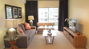 Canal View Apartment Century City 308